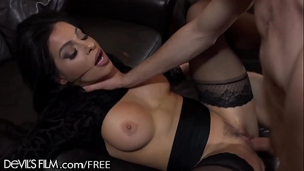 DevilsFilm Slutty Mom Squirts for Sons Best Friend
