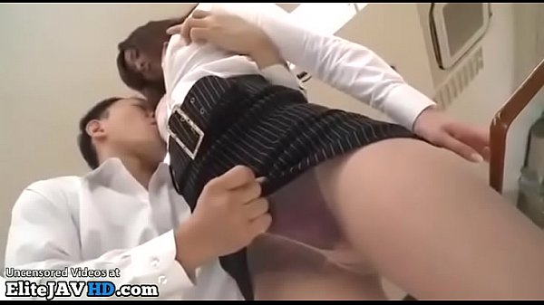 Japanese hot teacher gets smashed by her student