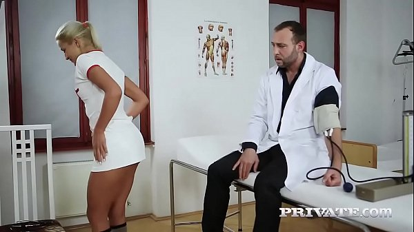Nikky Thorne and Cherry Kiss, Assfucked Nurses…