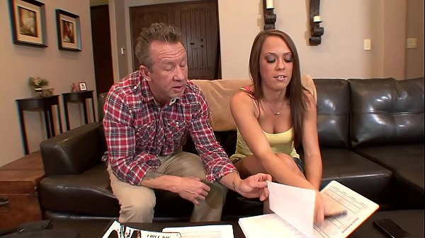 Private Lesson Turned into Anal Mayhem with The Old Teacher & Teen Student